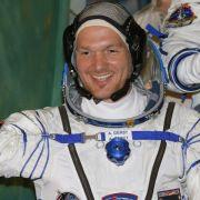 Astronaut Gerst tritt Dienst auf der ISS an (Foto)
