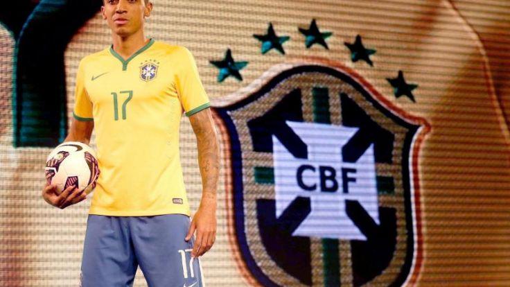 Luiz Gustavo: «Brasilien braucht mehr Sicherheit» (Foto)