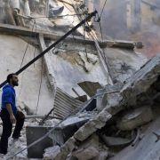 Unesco: Zerstörungen in Syrien mit nichts vergleichbar (Foto)
