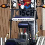Mit dem Party-Rollator zum Vatertagsausflug (Foto)