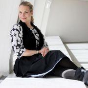 Operndiva Elina Garanča kehrt zurück (Foto)