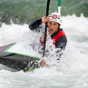 Slalom-Kanuten um Rückkehrer Grimm erpaddeln Neuland (Foto)