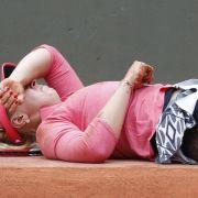 Weinende Lisicki bangt nach Paris-Schock um Wimbledon (Foto)