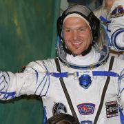 «Wie im Traum»: Astronaut Gerst meldet sich von der ISS (Foto)
