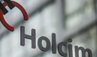 Milliarden-Kartellstrafe für Holcim (Foto)