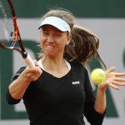 Barthel in dritter French-Open-Runde gegen Parmentier (Foto)