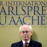 Van Rompuy: Europa muss sich auch zurückhalten können (Foto)