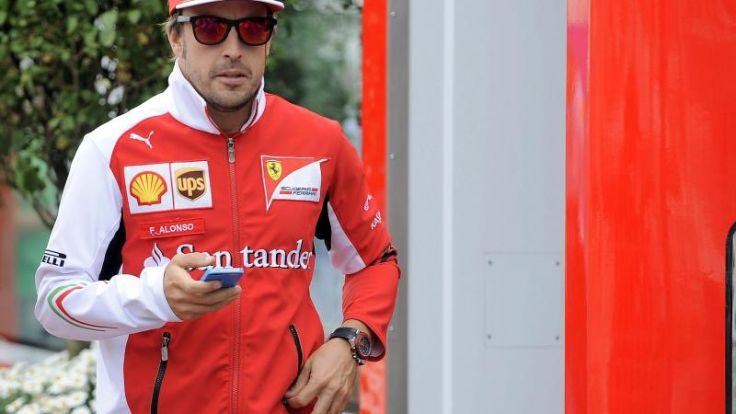 Alonso bekräftigt Pläne: «Arbeiten seit Dezember daran» (Foto)