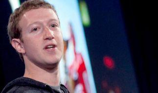 Facebook-Gründer Mark Zuckerberg trauert um älteste FB-Userin. (Foto)