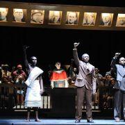 Mensch Mandela - Musical über Südafrikas Helden (Foto)