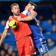 Lambert vor Wechsel zu Liverpool (Foto)