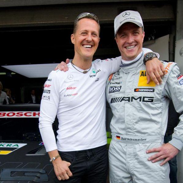 Ralf Schumacher verkauft Wohnmobil von Schumi (Foto)