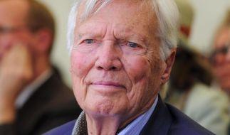 Schauspieler Karlheinz Böhm gestorben (Foto)