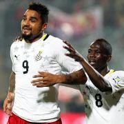 Ghanas WM-Stresstest gegen Holland (Foto)