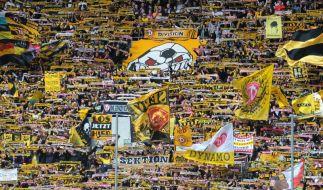 Nach der Verbannung: Dresden zurück im DFB-Pokal (Foto)