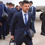 Atléticos Villa angeblich vor Wechsel in die USA (Foto)