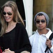 Angelina Jolie schwärmt von Freundin ihres Sohnes (Foto)