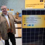 Solarworld: Nehmen nach Schuldenschnitt «massiv Fahrt auf» (Foto)