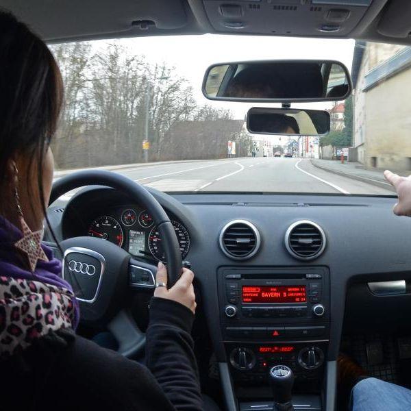Zu klein! Amt erteilt Führerschein-Verbot (Foto)