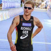 Triathleten hoffen in London auf Top Ten (Foto)