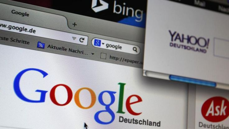 Google setzt Urteil zum Vergessenwerden im Internet um (Foto)