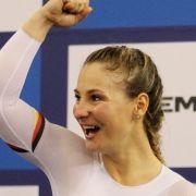 Weltmeisterin Vogel feiert zweiten Erfolg in Moskau (Foto)
