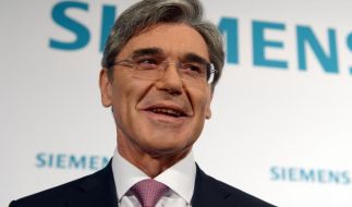 Siemens-Chef: Planen nicht die Streichung von 11 600 Jobs (Foto)