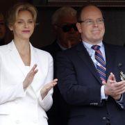 Fürstin Charlène von Monaco ist schwanger (Foto)