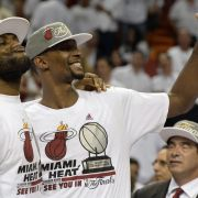 Miami Heat zum vierten Mal nacheinander im NBA-Finale (Foto)