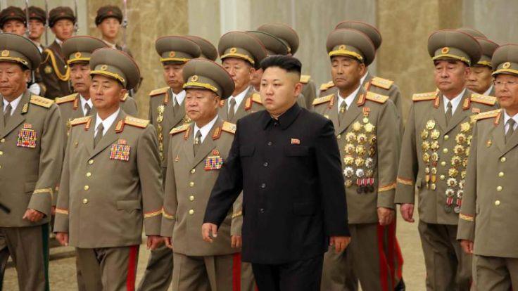 Nordkorea: Lebenslange Zwangsarbeit für südkoreanischen Missionar (Foto)