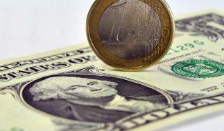 Studie: Starker Euro wirft Europas Konzerne zurück (Foto)