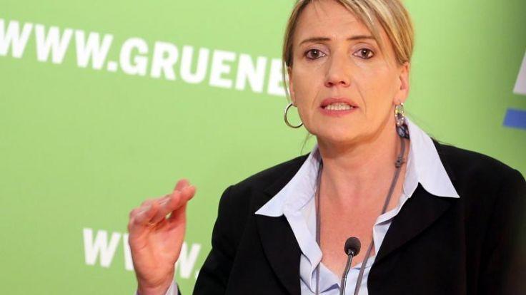Grünen-Spitze mahnt zu Geschlossenheit (Foto)