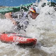 Slalom-Kanute Benzien holt Bronze bei EM (Foto)