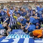 Deportivo La Coruna zurück in der Primera Division (Foto)