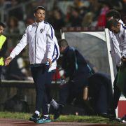 Portugal ohne Ronaldo gegen Griechenland 0:0 (Foto)