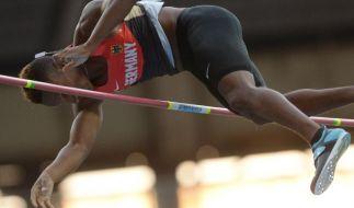 Weltmeister Holzdeppe unterliegt Lavillenie (Foto)
