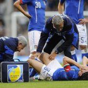 Italien nur 0:0 im gegen Irland - Montolivo verletzt (Foto)