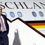 Steinmeier beendet Reise durch Nahost- und Golfstaaten (Foto)