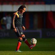 Kolumbien spielt ohne Falcao 2:2 gegen Senegal (Foto)