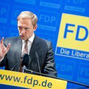FDP muss drastisch sparen (Foto)