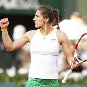 Petkovic in Paris zurück auf großer Tennis-Bühne (Foto)