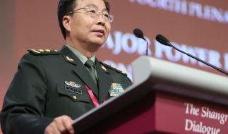 Schlagabtausch zwischen China und USA über Pekings Machtansprüche (Foto)