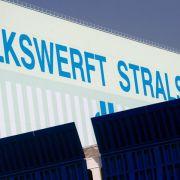 Volkswerft Stralsund gehört russischem Unternehmer Jussufow (Foto)