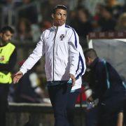 Kollegen glauben an Ronaldos Einsatz gegen Deutschland (Foto)