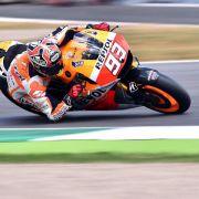 Marquez holt sechsten MotoGP-Sieg -Bradl stürzt (Foto)