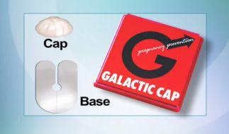 Diese kleine Kappe soll das Verhütungsmittel der Zukunft sein. (Foto)