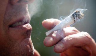Der Besitz von Cannabisprodukten ist in Deutschland generell verboten. (Foto)