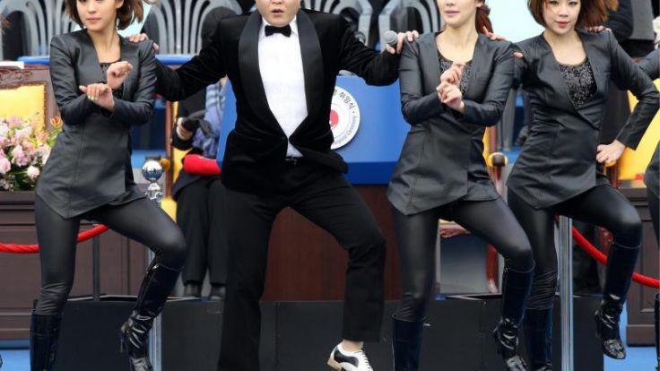 Psy knackt Zwei-Milliarden-Marke und kündigt neues Stück an (Foto)