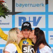 Brite Thomas gewinnt Bayern-Rundfahrt (Foto)