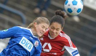 FFC und VfL spielen um Titel - Potsdam aus dem Rennen (Foto)